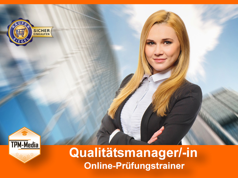 Qualitätsmanager Online-Prüfungstrainer