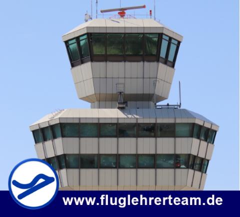 BZF-Flugfunkkurs - Grundeinweisung